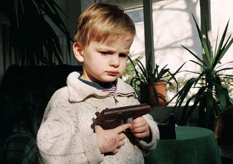 schokoladenpistole