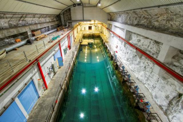 Kauf Dir Deine Eigene U Boot Station Versteckt In Einem Berg In Norwegen