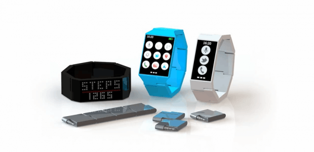 Blocks - Modulare Smartwatch im Trend