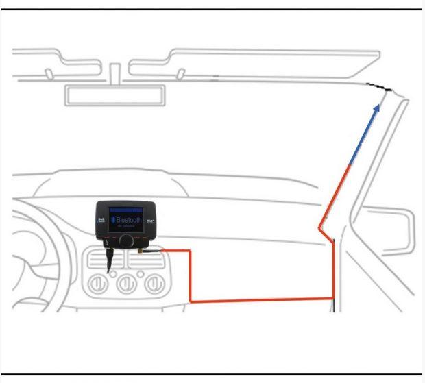 digitalradio adapter dr 56 von albrecht audio im test. Black Bedroom Furniture Sets. Home Design Ideas
