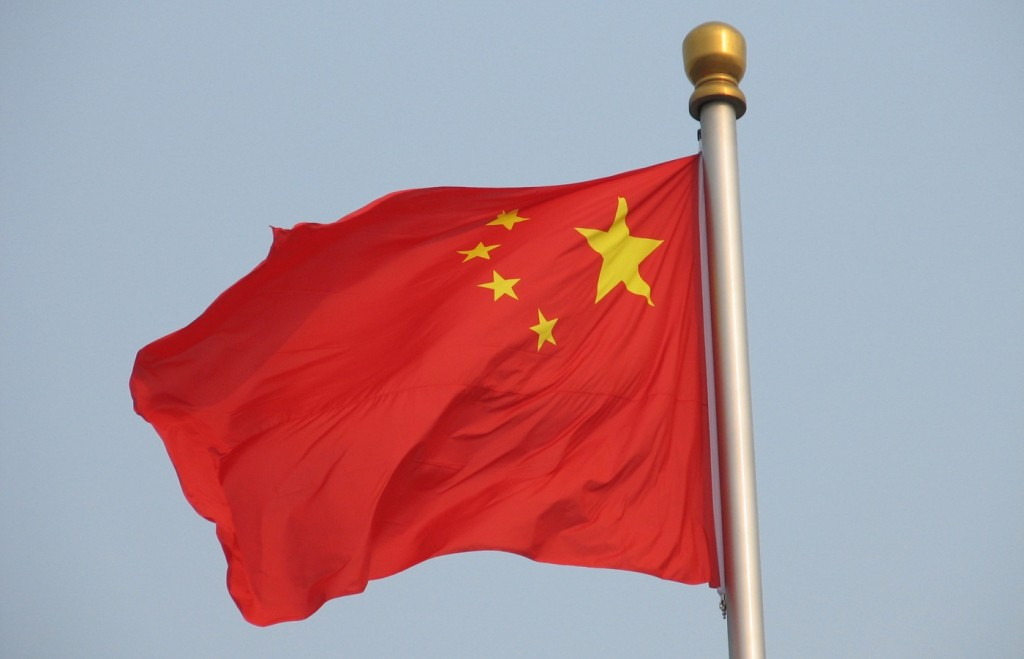 Flagge China