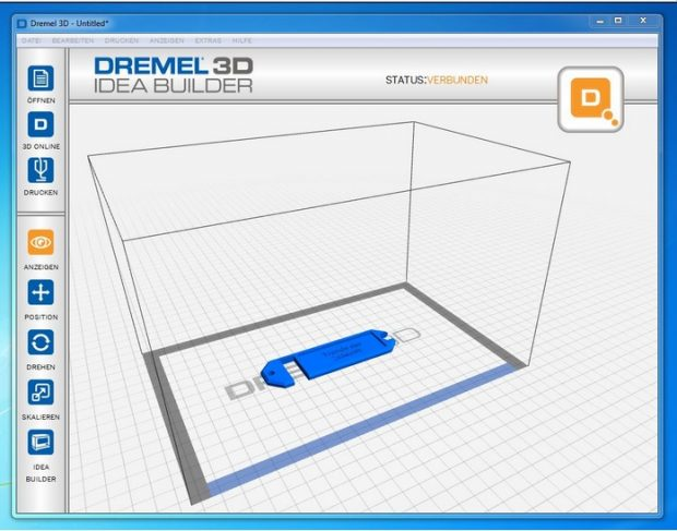 Dremel Drucker Software