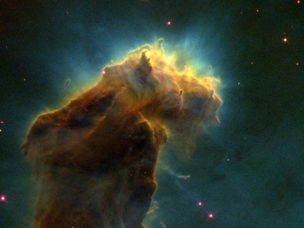 Happy birthday: hubble space teleskop wird 25 jahre alt