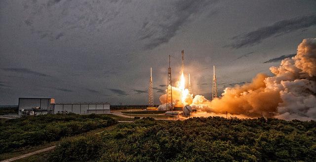 Falcon 9 Start