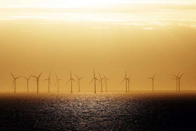 Windenergie Windräder