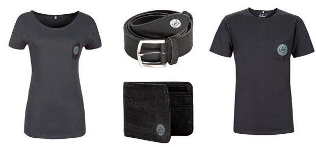 c96e0c8d6086d8 Vegane Streetwear  Bleed fertigt Kleidung aus Kork statt aus Leder