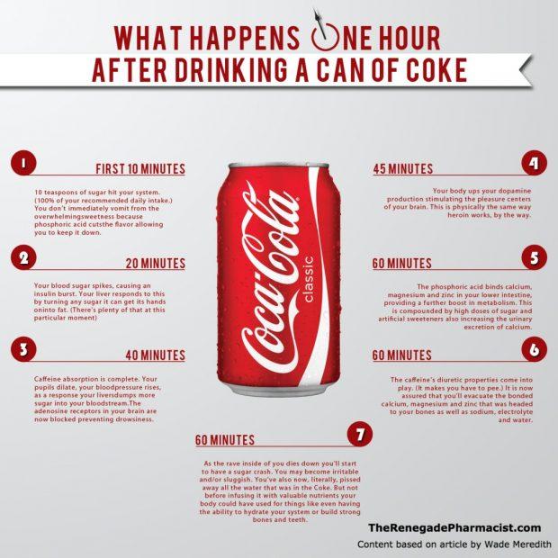 softdrinks so schadet eine dose cola dem k rper innerhalb von 60 minuten. Black Bedroom Furniture Sets. Home Design Ideas