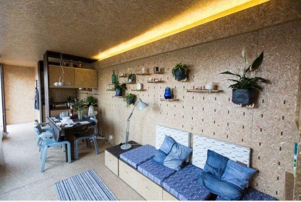 energieautark nachhaltig umgebaute schiffscontainer versorgen sich selbst mit strom. Black Bedroom Furniture Sets. Home Design Ideas