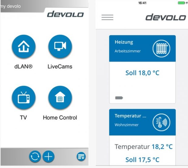 devolo home control das einfache smart home zum selbermachen im test. Black Bedroom Furniture Sets. Home Design Ideas