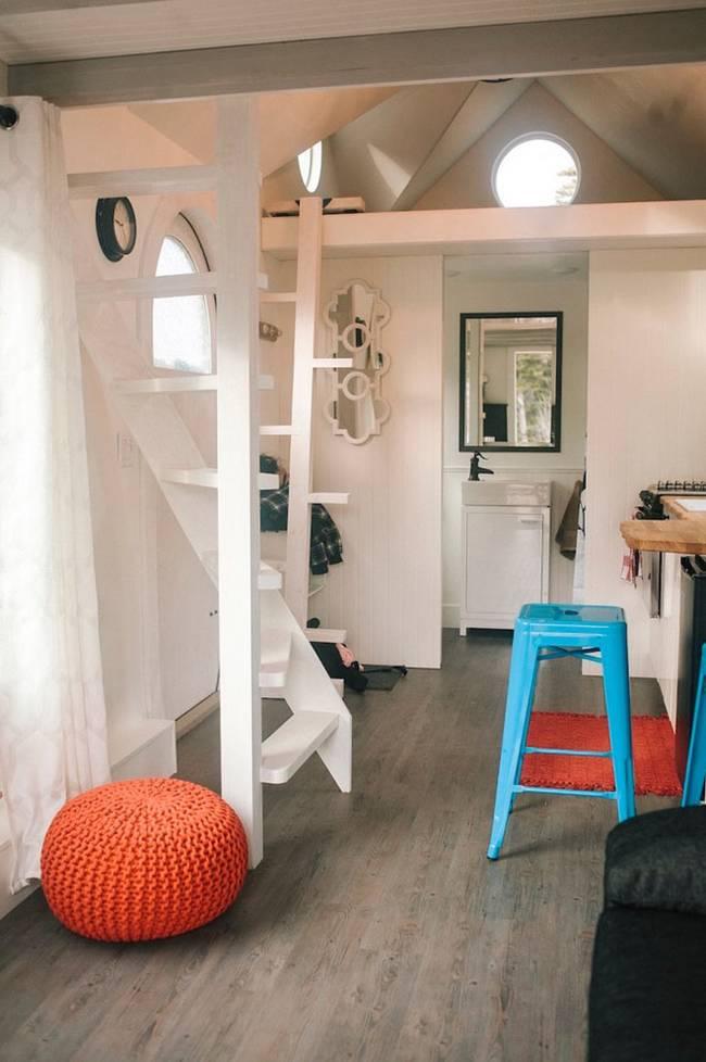 Innovative Ideen Im Inneren. Im Inneren Des Kleinen Hauses ...