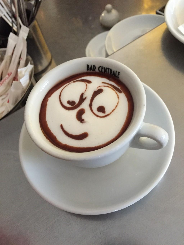 Kaffee trinken gegen darmkrebs gute botschaft f r genie er - Bilder cappuccino ...