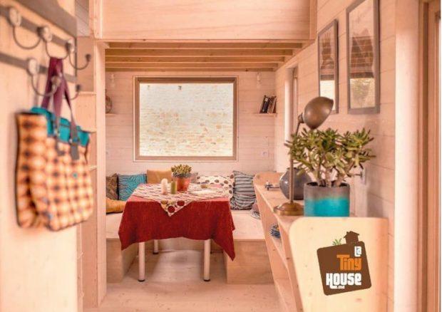 mini h user wie aus einem wohnwagen ein gem tliches. Black Bedroom Furniture Sets. Home Design Ideas