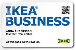 IKEA Business-Card