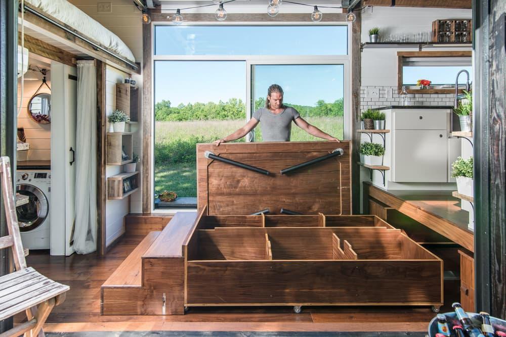 David Latimer New Frontier Tiny Homes