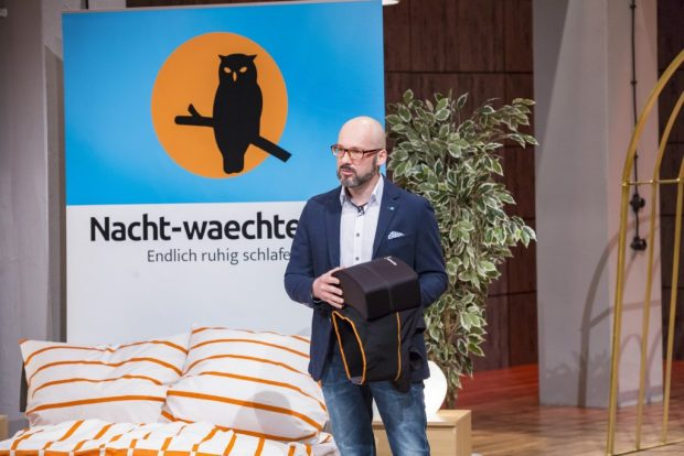 """Nachtwächter"" - Marcus Ruoff Foto: Bernd-Michael Maurer / VOX"