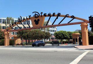 Die Firmenzentrale des Disney-Konzerns