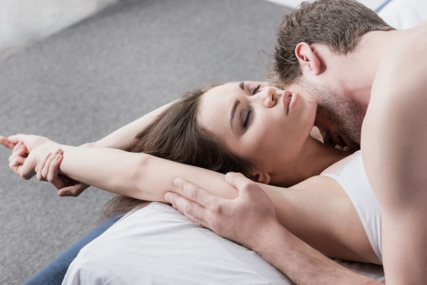 Menschen geschlechtsakt Vaginalverkehr