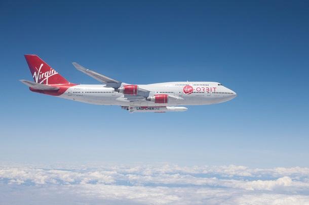 Virgin Orbit erfolgreich: Richard Branson lässt Weltraumrakete vom Flugzeug aus starten